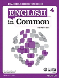 English in Common 4.(Teacher's Resource)(ActiveTeach DVD포함)
