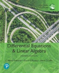 Differential Equations and Linear Algebra (Global Edition)