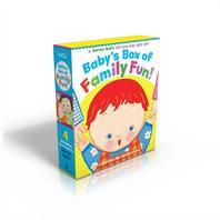 Baby's Box of Family Fun!: A 4-Book Lift-The-Flap Gift Set