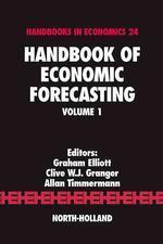 Handbook of Economic Forecasting, Volume 1