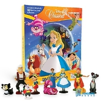 Disney Classics (미니피규어10개 + 놀이판)