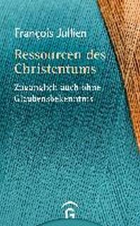 Kulturelle Ressourcen des Christentums - auch ohne Glauben