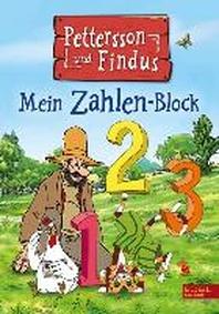 Pettersson und Findus - Mein Zahlen-Block