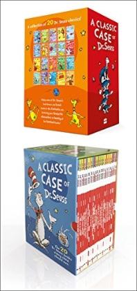 A Classic Case of Dr. Seuss box set (20 books)