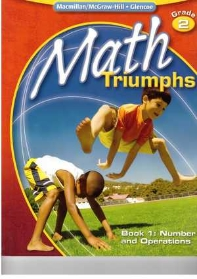 MATH TRIUMPHS GRADE. 2(BOOK 1)