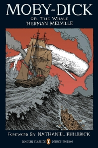 Moby-Dick (Penguin Classics Deluxe Edition)