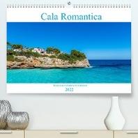Cala Romantica - Mallorcas romantische Ostkueste (Premium, hochwertiger DIN A2 Wandkalender 2022, Kunstdruck in Hochglanz)