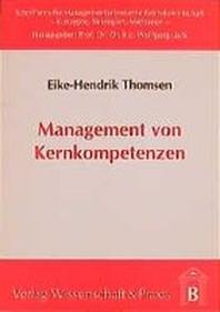 Management von Kernkompetenzen