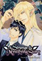 A Strange and Mystifying Story, Vol. 1, Volume 1