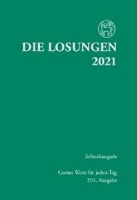 Die Losungen fuer Deutschland 2021 - Schreibausgabe
