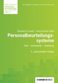 Personalbeurteilungssysteme