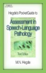 Pocket Guide to Assessment in Speech-Language Pathology 3e