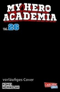 My Hero Academia 26