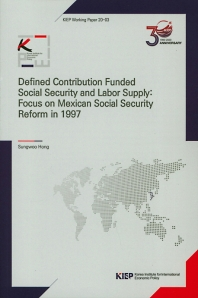 Defined Contribution Funded Social Security and Labor Supply
