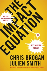 The Impact Equation  Are You Making Things Happen or Just Making Noise