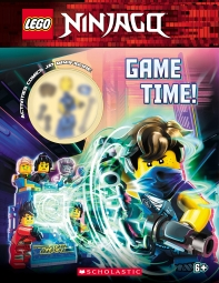 Game Time! [With Minifigure]