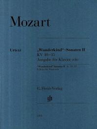 모짜르트/윈더킨드 소나타. 2(HN 1095)