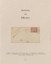 레터스 투 라이브러리(Letters to Library)