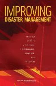 Improving Disaster Management