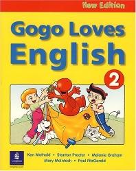 New Gogo Loves English 2. (Student Book)