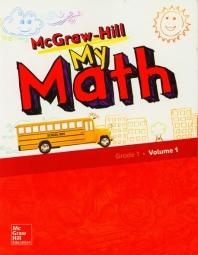 McGraw-Hill My Math Grade 1 Volume 1