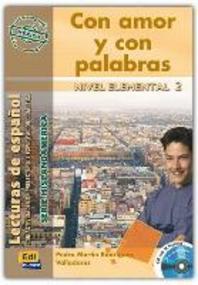 Con Amor y Con Palabras (Mexico) Book + CD [With CD (Audio)]