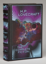 H.P. Lovecraft the Complete Fiction ( Barnes & Noble Leatherbound Classic Collection )