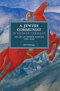 Jewish Communist in Weimar Germany