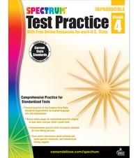 Spectrum Test Practice Grade. 4