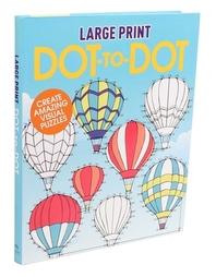 Large Print Dot-To-Dot