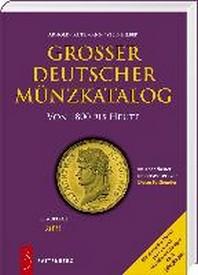 Grosser deutscher Muenzkatalog