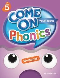 Come On Phonics. 5(Workbook)