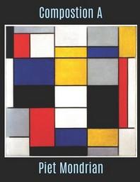 Composition a Piet Mondrian