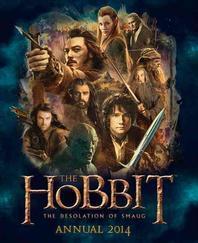 Hobbit Desolation Of Smaug Annual 2014
