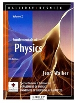 Fundamentals of Physics Volume 2