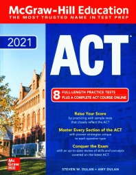 McGraw-Hill Education ACT 2021