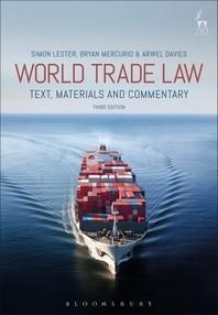 World Trade Law