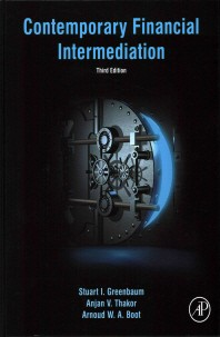 Contemporary Financial Intermediation, 3/E(양장본 HardCover)