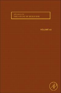 Advances in the Study of Behavior, Volume 43