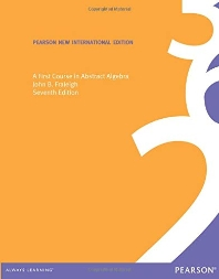 First Course in Abstract Algebra (Paperback)