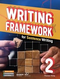 Writing Framework for Sentence Writing 2
