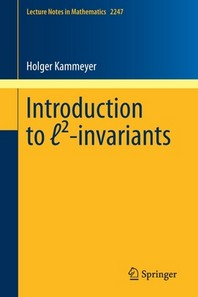 Introduction to l²-invariants