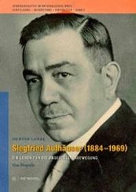 Siegfried Aufhaeuser 1884-1969