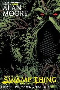 Saga of the Swamp Thing, Book Five