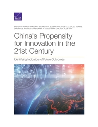 China's Propensity for Innovation in the 21st Century