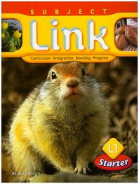 Subject Link L. 1(Starter) (Student Book + Workbook + Audio CD)