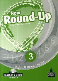 New Round-Up Teachers Book. 3
