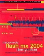 Macromedia Flash MX 2004 Demystified