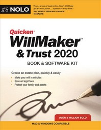 Quicken Willmaker & Trust 2020