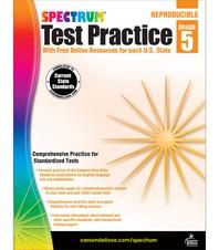Spectrum Test Practice Grade. 5
